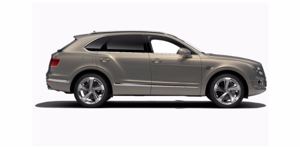 Used 2017 Bentley Bentayga W12 for sale Sold at Pagani of Greenwich in Greenwich CT 06830 3