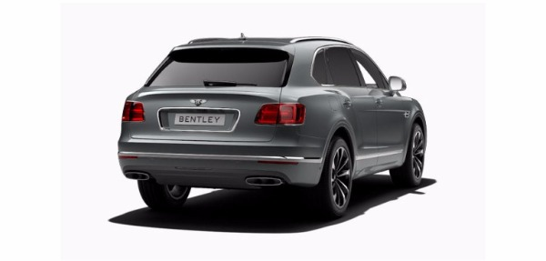 Used 2017 Bentley Bentayga W12 for sale Sold at Pagani of Greenwich in Greenwich CT 06830 4