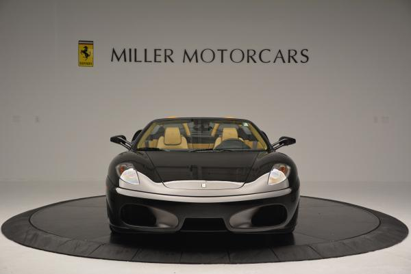 Used 2005 Ferrari F430 Spider F1 for sale Sold at Pagani of Greenwich in Greenwich CT 06830 12