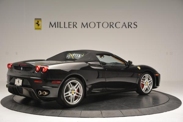 Used 2005 Ferrari F430 Spider F1 for sale Sold at Pagani of Greenwich in Greenwich CT 06830 20