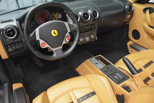 Used 2005 Ferrari F430 Spider F1 for sale Sold at Pagani of Greenwich in Greenwich CT 06830 25