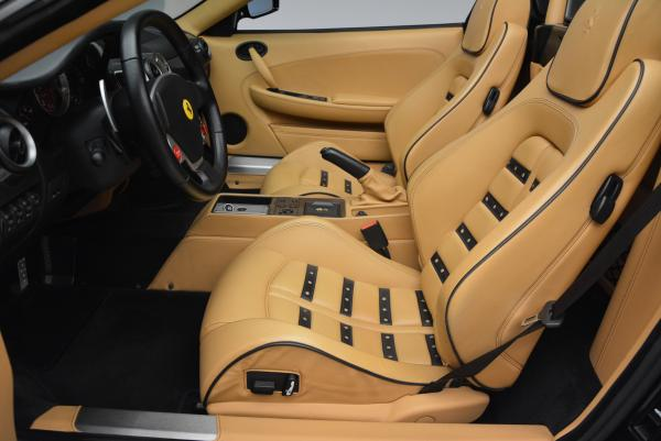 Used 2005 Ferrari F430 Spider F1 for sale Sold at Pagani of Greenwich in Greenwich CT 06830 26
