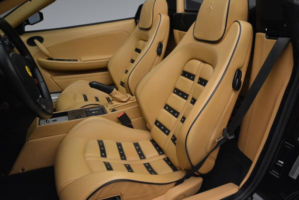 Used 2005 Ferrari F430 Spider F1 for sale Sold at Pagani of Greenwich in Greenwich CT 06830 27