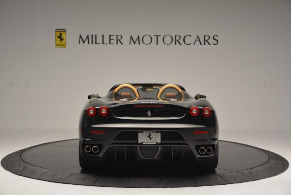 Used 2005 Ferrari F430 Spider F1 for sale Sold at Pagani of Greenwich in Greenwich CT 06830 6