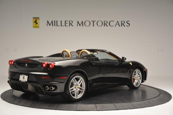 Used 2005 Ferrari F430 Spider F1 for sale Sold at Pagani of Greenwich in Greenwich CT 06830 8