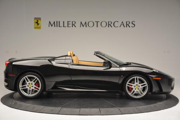 Used 2005 Ferrari F430 Spider F1 for sale Sold at Pagani of Greenwich in Greenwich CT 06830 9