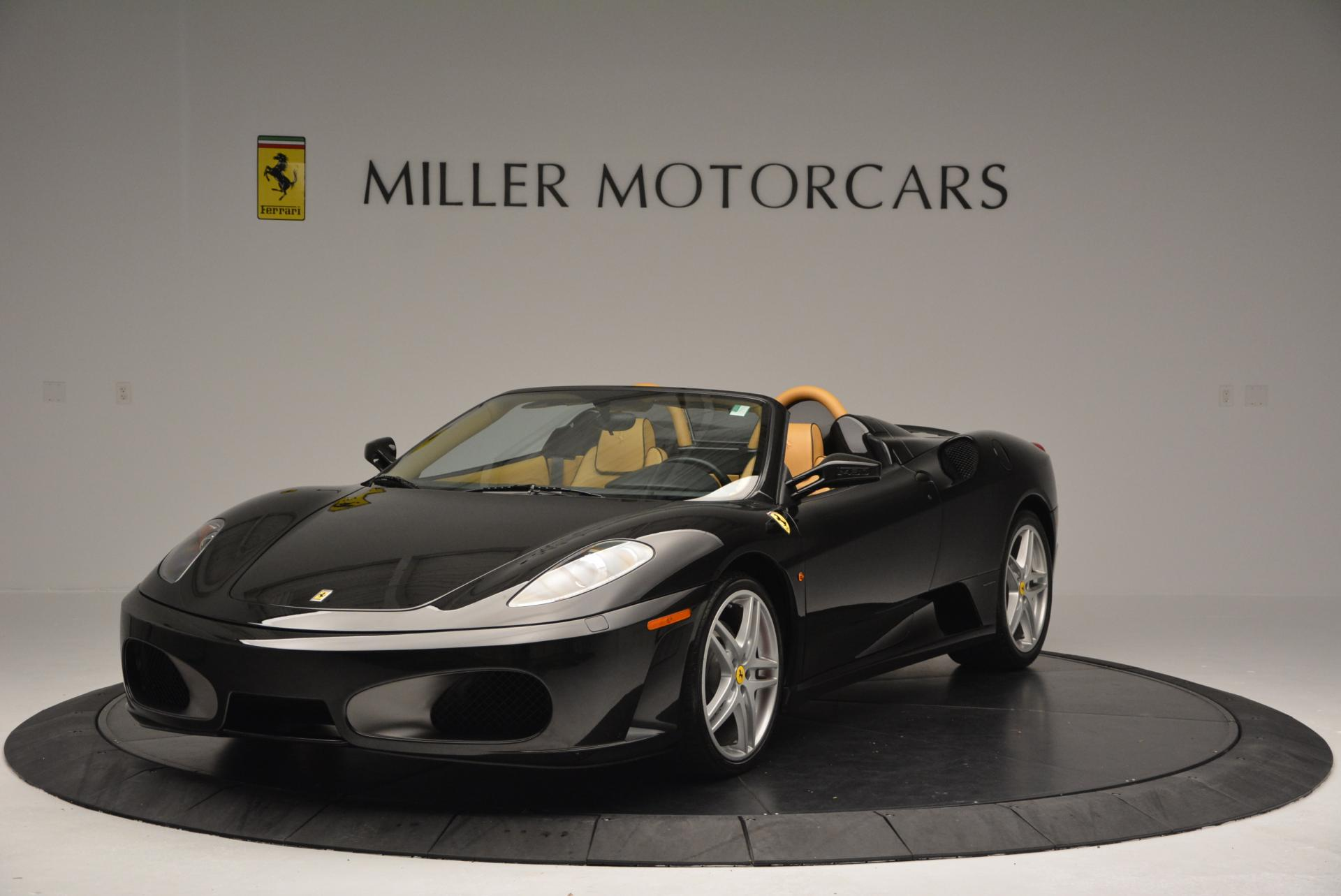 Used 2005 Ferrari F430 Spider F1 for sale Sold at Pagani of Greenwich in Greenwich CT 06830 1