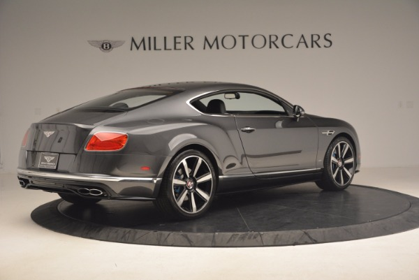 Used 2016 Bentley Continental GT V8 S for sale Sold at Pagani of Greenwich in Greenwich CT 06830 8