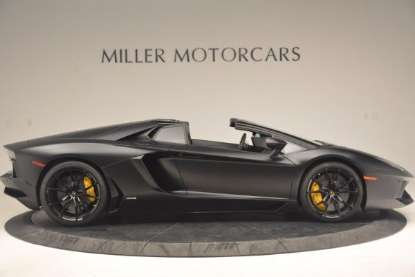Used 2015 Lamborghini Aventador LP 700-4 for sale Sold at Pagani of Greenwich in Greenwich CT 06830 10