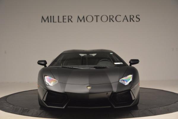 Used 2015 Lamborghini Aventador LP 700-4 for sale Sold at Pagani of Greenwich in Greenwich CT 06830 14