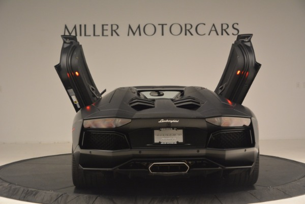 Used 2015 Lamborghini Aventador LP 700-4 for sale Sold at Pagani of Greenwich in Greenwich CT 06830 15