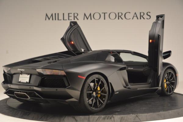 Used 2015 Lamborghini Aventador LP 700-4 for sale Sold at Pagani of Greenwich in Greenwich CT 06830 16