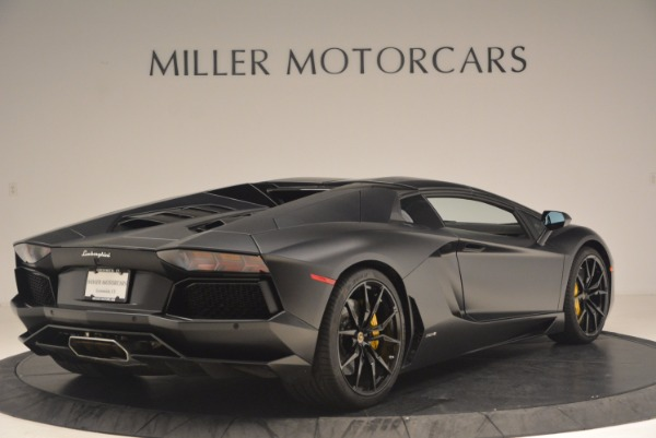 Used 2015 Lamborghini Aventador LP 700-4 for sale Sold at Pagani of Greenwich in Greenwich CT 06830 19