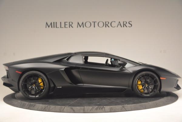 Used 2015 Lamborghini Aventador LP 700-4 for sale Sold at Pagani of Greenwich in Greenwich CT 06830 20