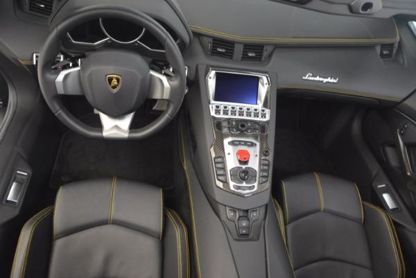 Used 2015 Lamborghini Aventador LP 700-4 for sale Sold at Pagani of Greenwich in Greenwich CT 06830 25