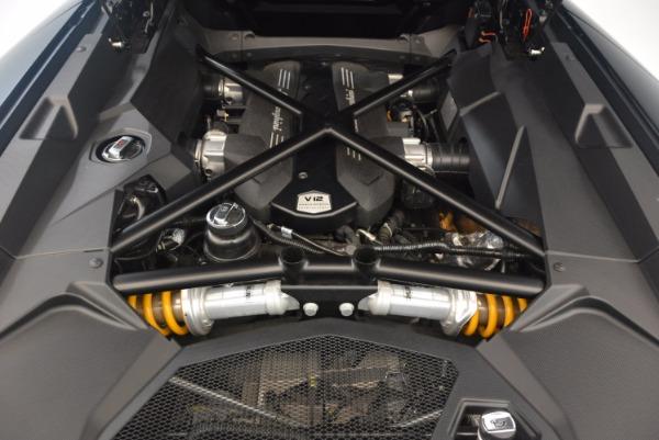 Used 2015 Lamborghini Aventador LP 700-4 for sale Sold at Pagani of Greenwich in Greenwich CT 06830 26