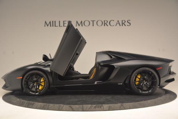 Used 2015 Lamborghini Aventador LP 700-4 for sale Sold at Pagani of Greenwich in Greenwich CT 06830 3