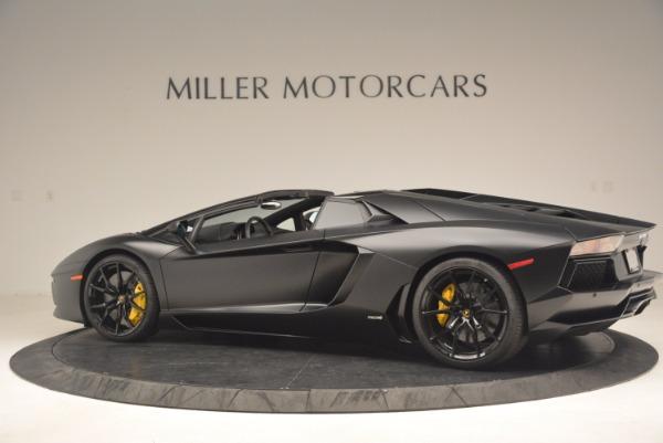 Used 2015 Lamborghini Aventador LP 700-4 for sale Sold at Pagani of Greenwich in Greenwich CT 06830 4