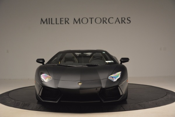 Used 2015 Lamborghini Aventador LP 700-4 for sale Sold at Pagani of Greenwich in Greenwich CT 06830 6