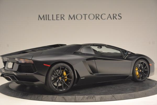 Used 2015 Lamborghini Aventador LP 700-4 for sale Sold at Pagani of Greenwich in Greenwich CT 06830 9