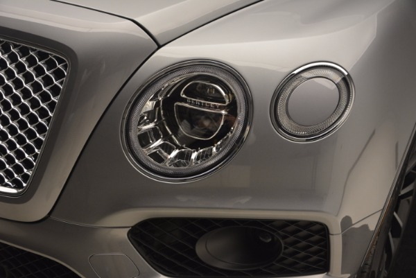 New 2018 Bentley Bentayga Onyx for sale Sold at Pagani of Greenwich in Greenwich CT 06830 15