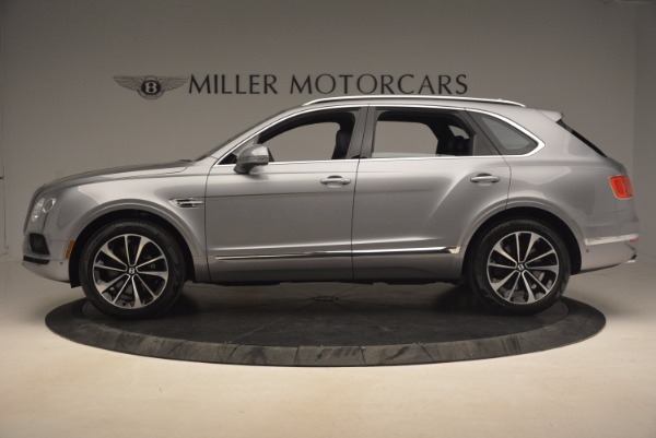 New 2018 Bentley Bentayga Onyx for sale Sold at Pagani of Greenwich in Greenwich CT 06830 3