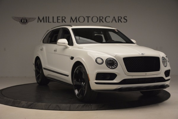 New 2018 Bentley Bentayga Black Edition for sale Sold at Pagani of Greenwich in Greenwich CT 06830 11