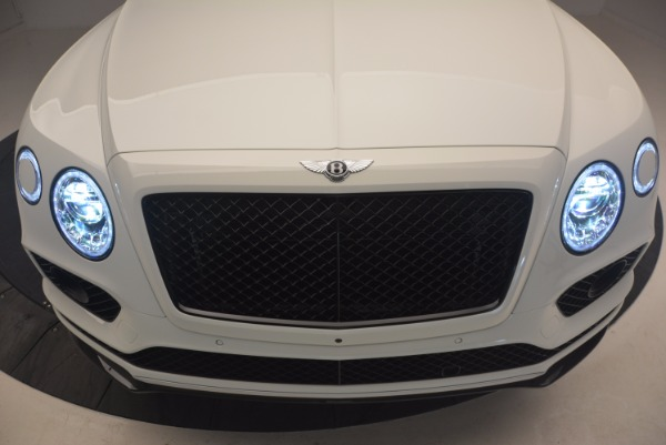 New 2018 Bentley Bentayga Black Edition for sale Sold at Pagani of Greenwich in Greenwich CT 06830 14