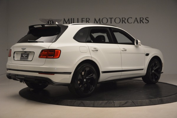 New 2018 Bentley Bentayga Black Edition for sale Sold at Pagani of Greenwich in Greenwich CT 06830 8
