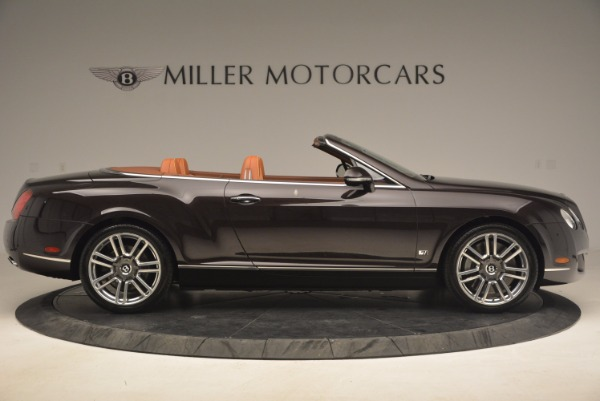 Used 2010 Bentley Continental GT Series 51 for sale Sold at Pagani of Greenwich in Greenwich CT 06830 9