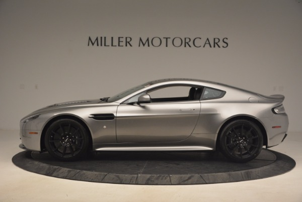 Used 2017 Aston Martin V12 Vantage S for sale Sold at Pagani of Greenwich in Greenwich CT 06830 3