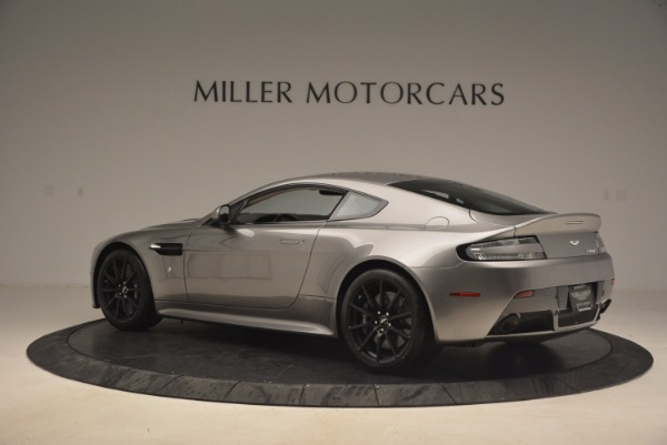 Used 2017 Aston Martin V12 Vantage S for sale Sold at Pagani of Greenwich in Greenwich CT 06830 4
