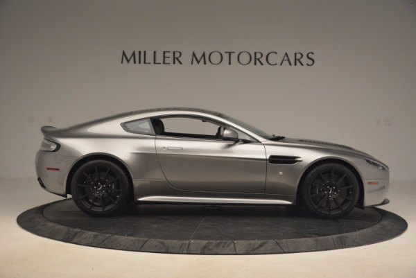 Used 2017 Aston Martin V12 Vantage S for sale Sold at Pagani of Greenwich in Greenwich CT 06830 9