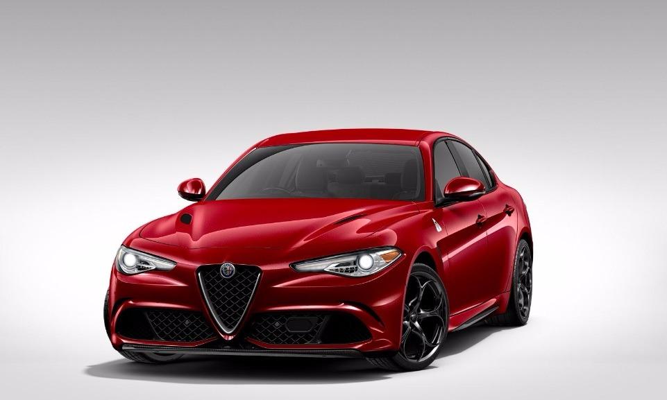 New 2017 Alfa Romeo Giulia Quadrifoglio Quadrifoglio for sale Sold at Pagani of Greenwich in Greenwich CT 06830 1