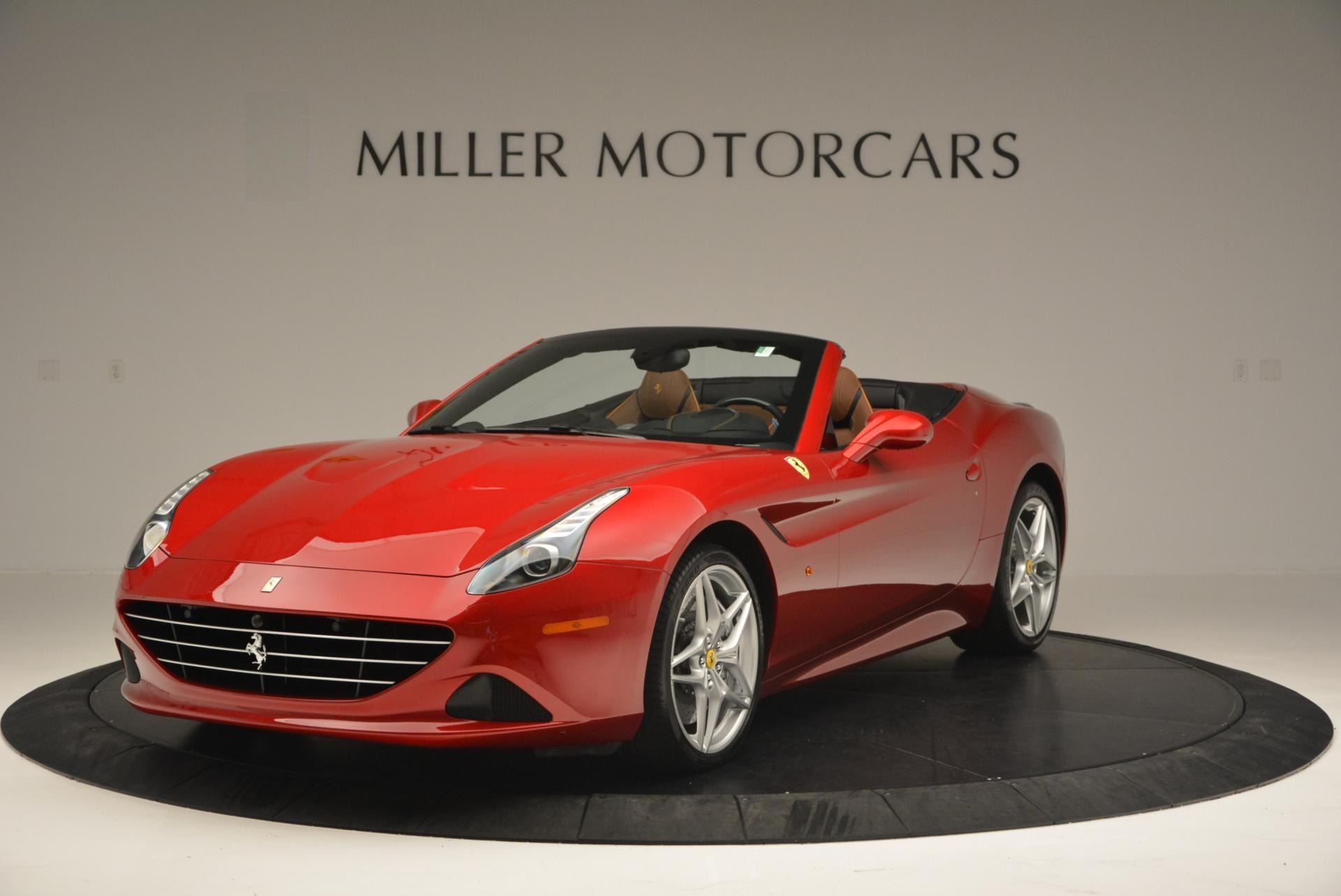 Used 2015 Ferrari California T for sale Call for price at Pagani of Greenwich in Greenwich CT 06830 1