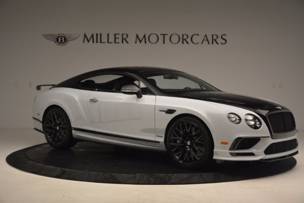 New 2017 Bentley Continental GT Supersports for sale Sold at Pagani of Greenwich in Greenwich CT 06830 10