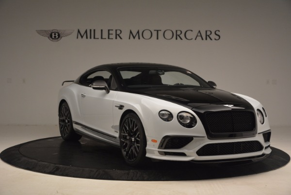 New 2017 Bentley Continental GT Supersports for sale Sold at Pagani of Greenwich in Greenwich CT 06830 11