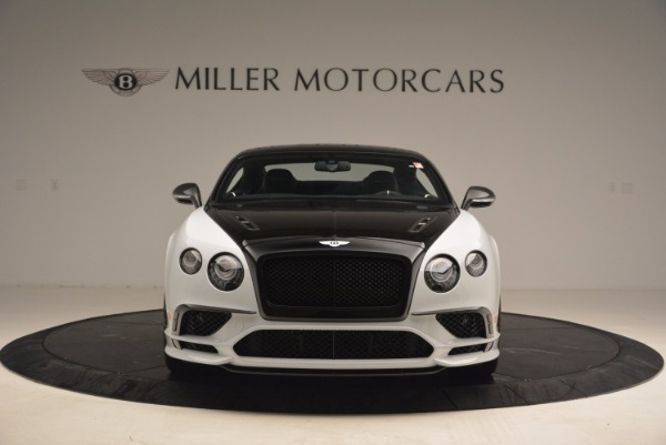 New 2017 Bentley Continental GT Supersports for sale Sold at Pagani of Greenwich in Greenwich CT 06830 12