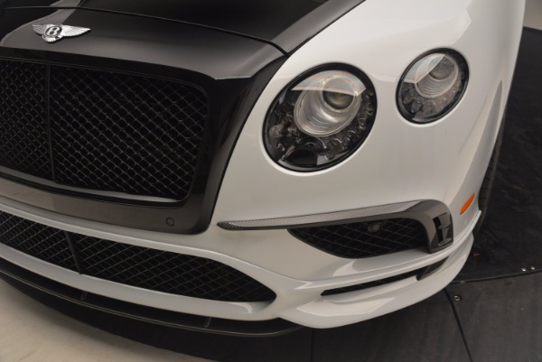 New 2017 Bentley Continental GT Supersports for sale Sold at Pagani of Greenwich in Greenwich CT 06830 17