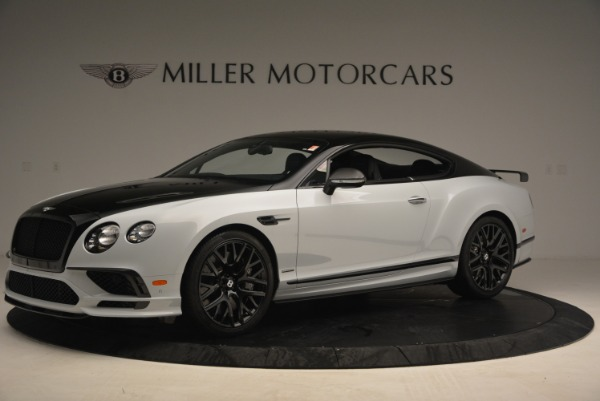 New 2017 Bentley Continental GT Supersports for sale Sold at Pagani of Greenwich in Greenwich CT 06830 2