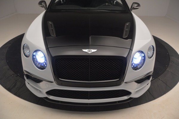 New 2017 Bentley Continental GT Supersports for sale Sold at Pagani of Greenwich in Greenwich CT 06830 20