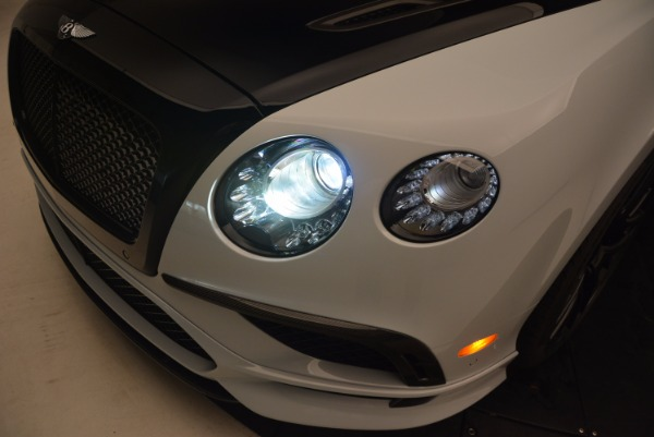 New 2017 Bentley Continental GT Supersports for sale Sold at Pagani of Greenwich in Greenwich CT 06830 23