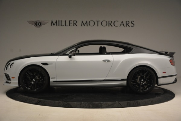 New 2017 Bentley Continental GT Supersports for sale Sold at Pagani of Greenwich in Greenwich CT 06830 3