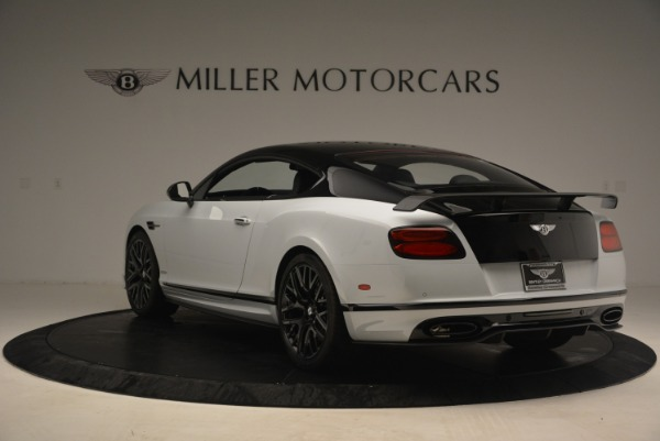 New 2017 Bentley Continental GT Supersports for sale Sold at Pagani of Greenwich in Greenwich CT 06830 5