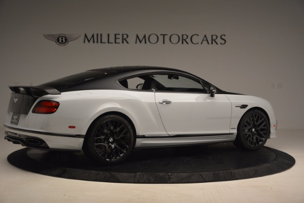 New 2017 Bentley Continental GT Supersports for sale Sold at Pagani of Greenwich in Greenwich CT 06830 8