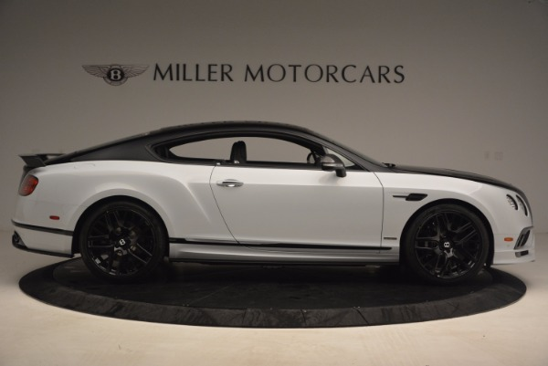 New 2017 Bentley Continental GT Supersports for sale Sold at Pagani of Greenwich in Greenwich CT 06830 9