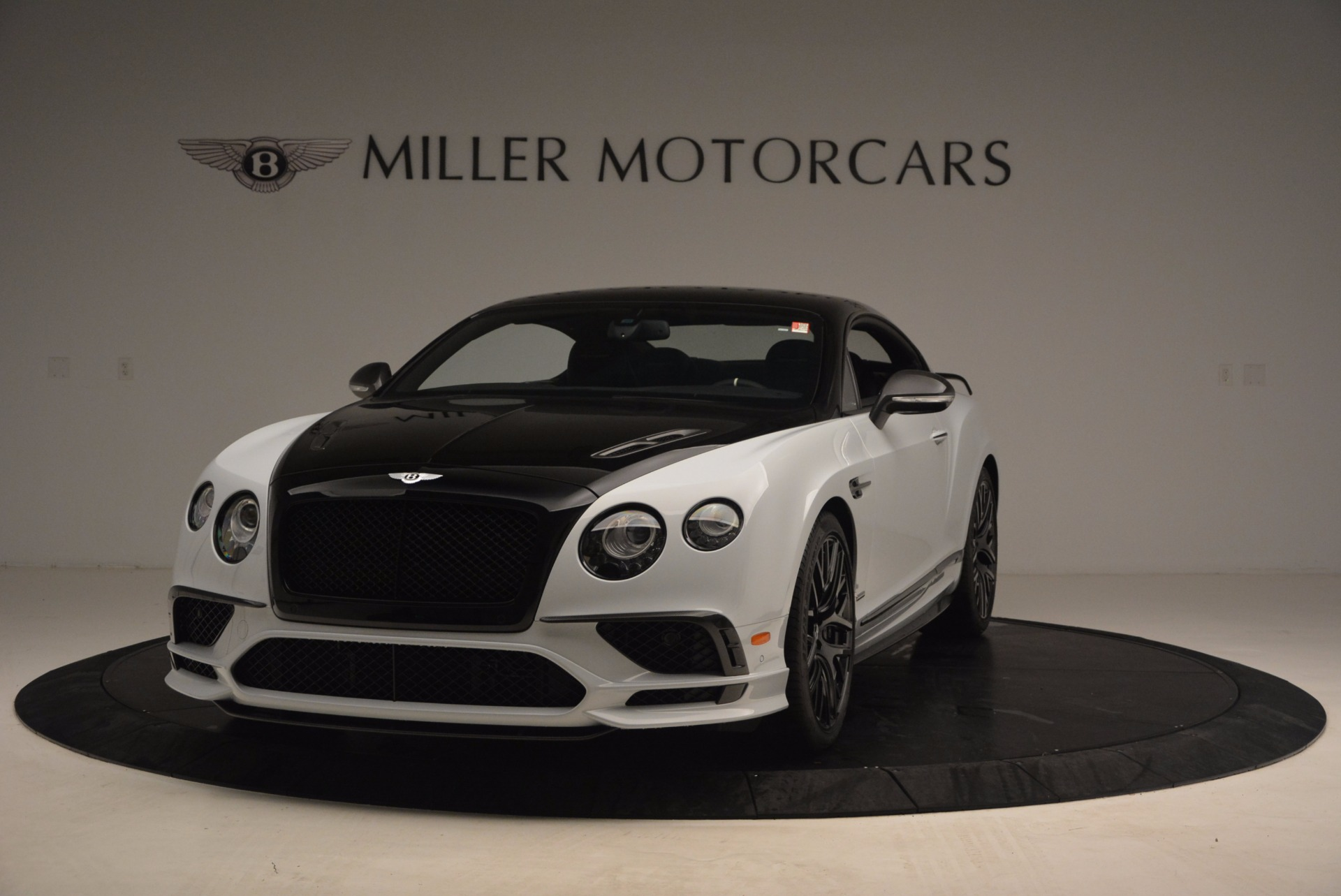 New 2017 Bentley Continental GT Supersports for sale Sold at Pagani of Greenwich in Greenwich CT 06830 1