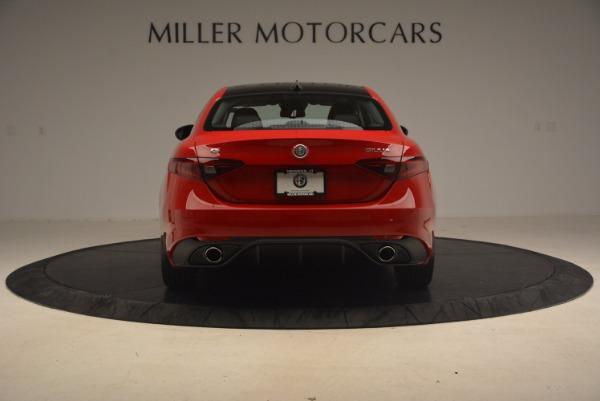 New 2017 Alfa Romeo Giulia Ti Sport Q4 for sale Sold at Pagani of Greenwich in Greenwich CT 06830 5