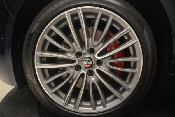 New 2017 Alfa Romeo Giulia Ti Q4 for sale Sold at Pagani of Greenwich in Greenwich CT 06830 20