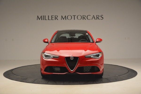 New 2017 Alfa Romeo Giulia Q4 for sale Sold at Pagani of Greenwich in Greenwich CT 06830 12